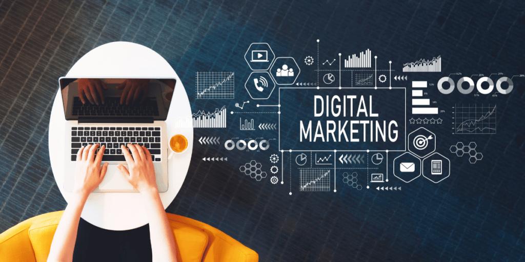 markeing digital y marketing web